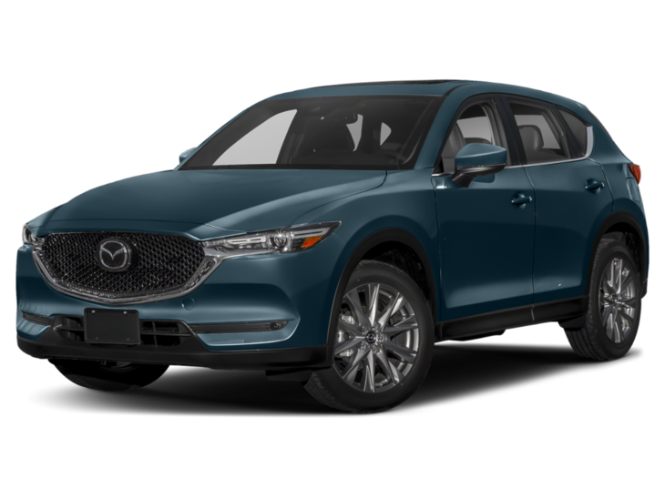 Mazda CX-5 GT turbo
